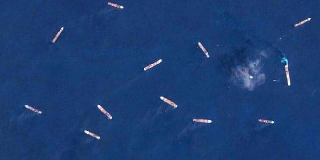 الصور ترصد المأساة.. الآلاف عالقون في البحار بسبب كورونا