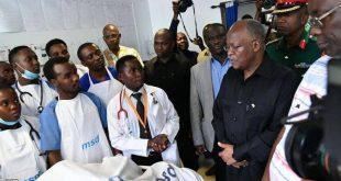 رئيس تنزانيا: ابني أصيب بكورونا