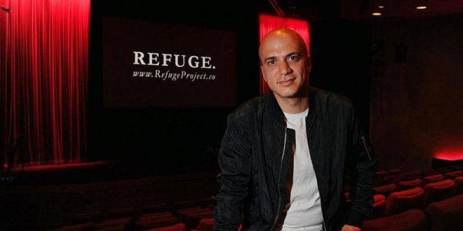 الحكومة البريطانية تنصف لاجئا سوريا تطوع لمحاربة كورونا