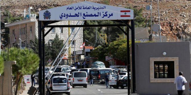 هل فتحت سوريا الحدود وسمحت بدخول اللبنانيين