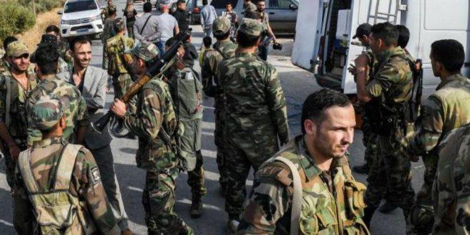 درعا : هجوم على موكب للمصالحة وإصابة قيادي في جيش الثورة
