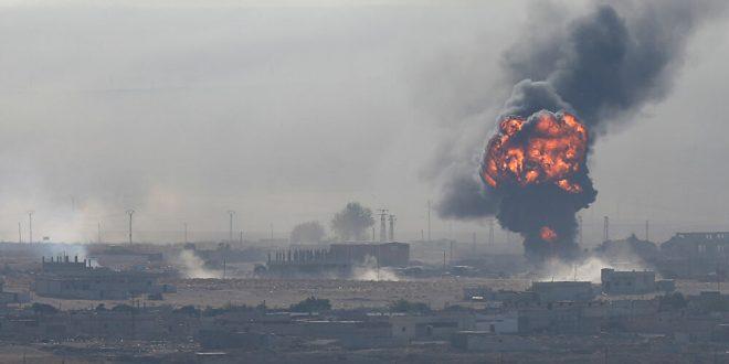 الجيش السوري يكشف السبب وراء انفجارت مدينة حمص... فيديو وصور