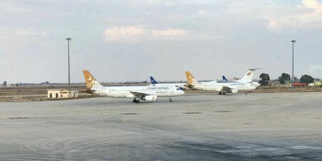 مدير عام الطيران المدني السوري: العمل متواصل لإعادة العالقين بالخارج
