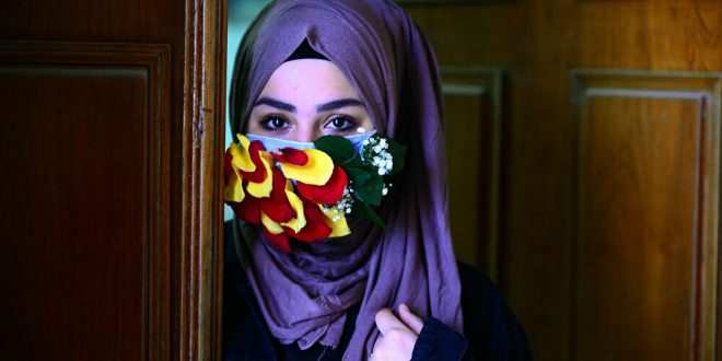 """كورونا يصيب """"حسناء الجيش الأبيض"""" أشهر فتاة في العراق"""