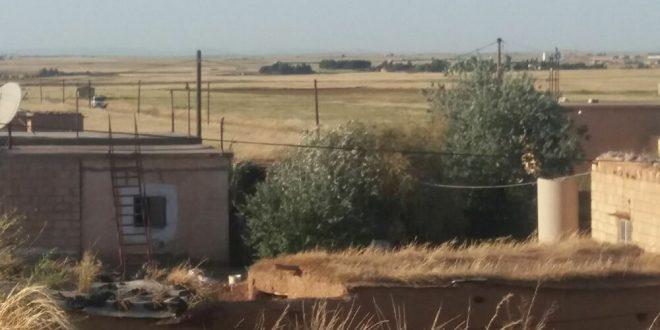 النيران التهمت 270 دونما... شبح الحرائق يخيم على عاصمة القمح السورية