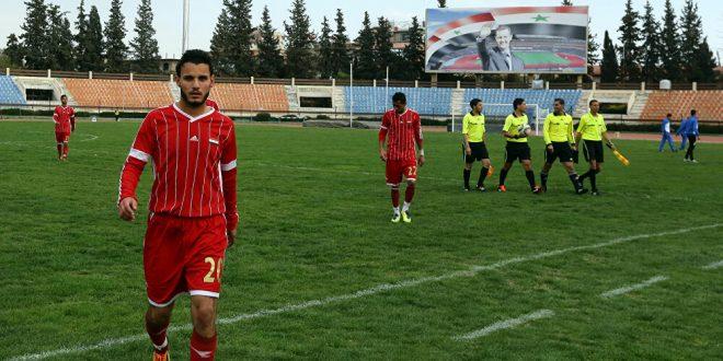 عودة الحياة الرياضية إلى سوريا بعد توقف دام أكثر من شهر
