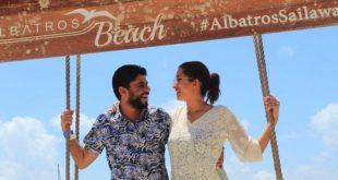 زوجان مصريان يعلَقان في شهر عسل لا ينتهي!