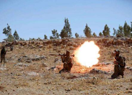 """اشتباكات بين القوات التركية و""""جبهة النصرة"""
