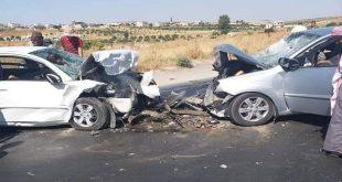 61 حادث سير و2800 راجعوا مشافي حماة الوطنية في عطلة العيد