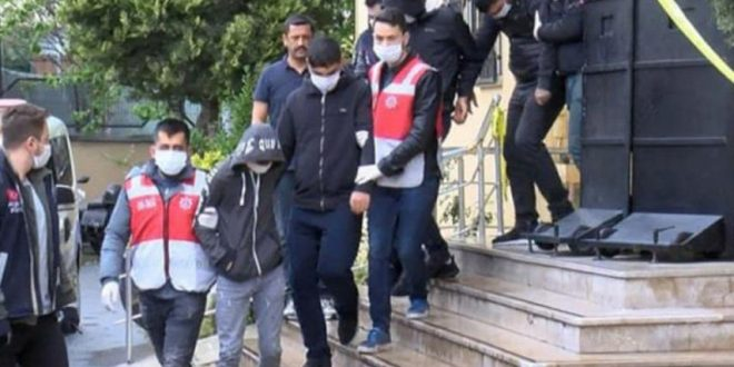 الأمن التركي يقبض على قتلة السورية 'راما قربالي'