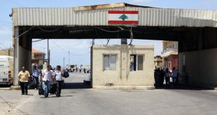 لبنان يغلق 5 معابر غير شرعية مع سوريا