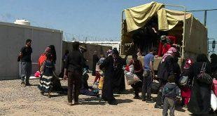 قادمين من سوريا والعراق..أكثر من 100 عنصر من تنظيم الدولة