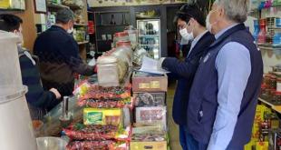 الشرطة التركية تصادر وتتلف جميع منتجات محال السوريين في ولاية مرعش