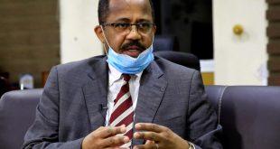 وزير الصحة السوداني يثير ضجة