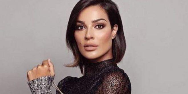 أمنية نادين نسيب نجيم قبل مفارقتها الحياة