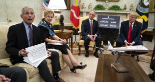 أمريكا تتهم الصين رسميا بمحاولة سرقة أبحاث حول لقاح كورونا