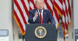 ترامب ينهي مؤتمرا صحافيا بغضب وبشكل مفاجىء بعد جدال مع مراسلة