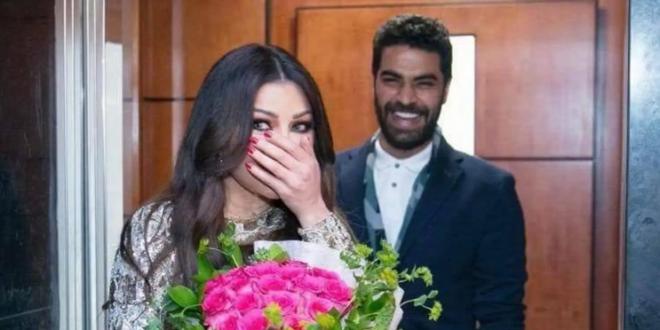 إثبات زواج هيفاء وهبي من مدير أعمالها محمد الوزيري