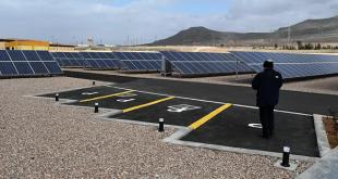 زيادة الاعتماد على الطاقة المتجددة