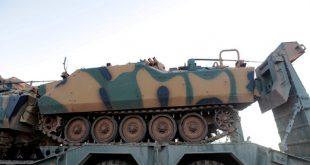القوات التركية تقصف ريف حلب الشمالي وقوات أمريكية