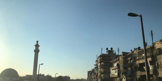 تأهيل محطات الوقود على طول الطريق بين حلب ودمشق