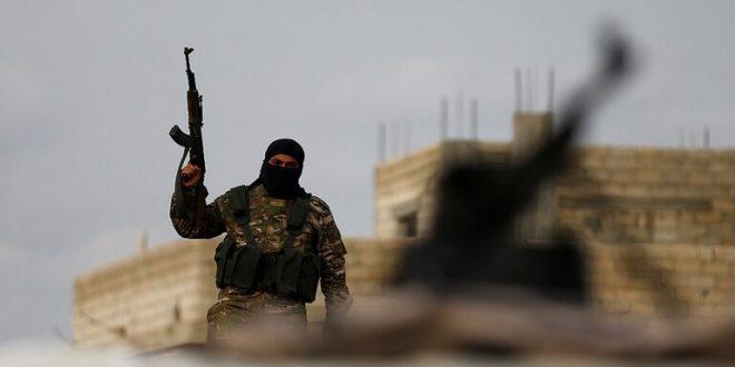 سانا: اشتباكات عنيفة بين المسلحين في ريفي حلب وإدلب