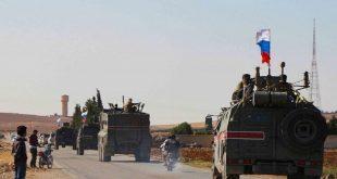 القوات الروسية تصل للمرة الأولى إلى أقصى المثلث الحدودي السوري التركي العراقي