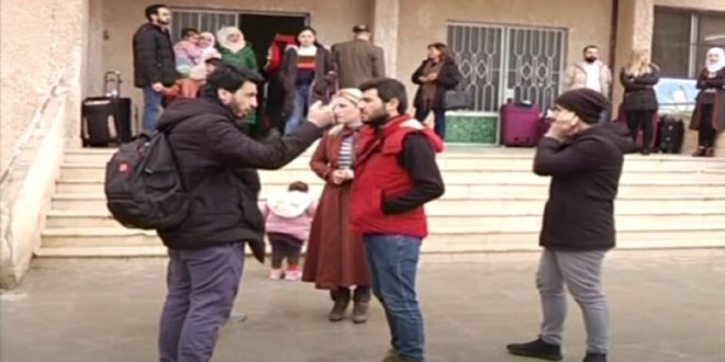 """الصحة السورية تعلق على حالة إصابة بكورونا كانت تحاليلها """"سلبية"""""""
