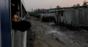 أول رحلة قطار بين مدينتي دمشق وحلب