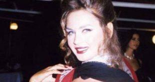 هل تذكرون ملكة جمال لبنان 1992 نيكول بردويل