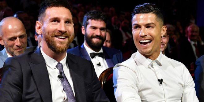 استثنى نفسه ورونالدو.. خمسة لاعبين يعتبرهم ميسي الأفضل في العالم.. من هم؟