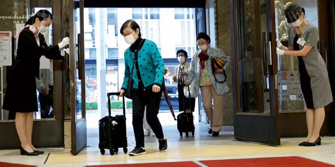 اليابان تعتزم دفع 185 دولارا يوميا للسياح