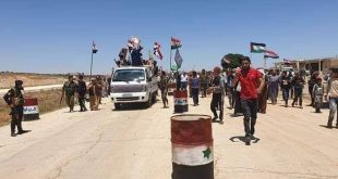 فتح طريق الرقة حلب بالاتجاهين بعد ٨ سنوات على إغلاقه