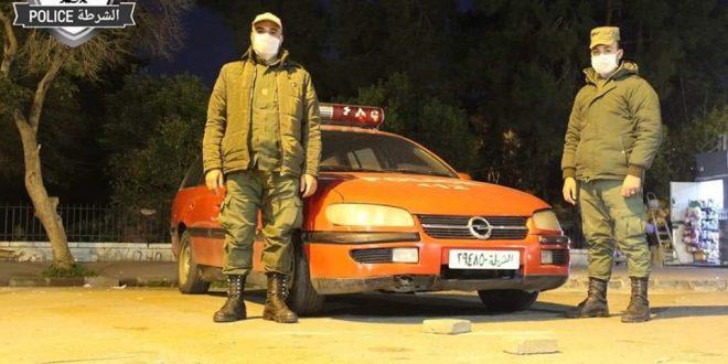 """حظر التجول یكشف طبیب """" مزوَّر """" منذ عشرین عام في حلب!"""