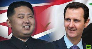 وكالة كورية تكشف تفاصيل رسالة الرئيس السوري