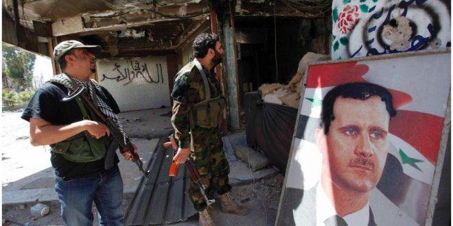 مجموعة إرهابية تقوم بخطف وتصفية 9 عناصر من الجيش السوري في مزيريب