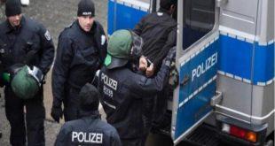 الشرطة الألمانية تقبض على مراهق سوري كاد يرتكب كارثة تخلف عشرات الضحايا