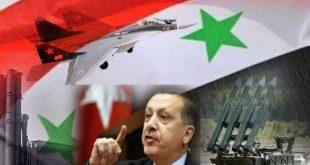 أردوغان يوجه رسالة تهديد الى دمشق!
