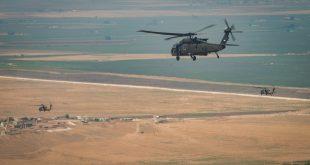 قاعدة عسكرية أمريكية جديدة في محافظة دير الزور