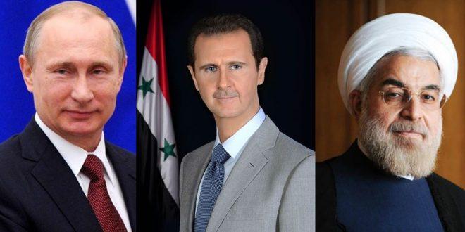هل هناك صراع بين إيران وروسيا في سوريا؟