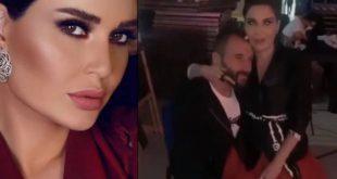 سيرين عبد النور في حضن زوجها تثير ضجة على انستغرام