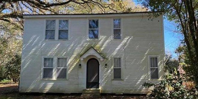 منزل «مسكون بالأشباح» للبيع مجاناً بولاية أميركية