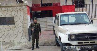 القبض على أخطر المطلوبين بريف دمشق