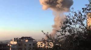 أصوات انفجارات في اللاذقية وسانا تتححدث عن قصف صاروخي