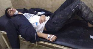 محاولة اختطاف شاب في حي الميدان وتمكنه من الفرار