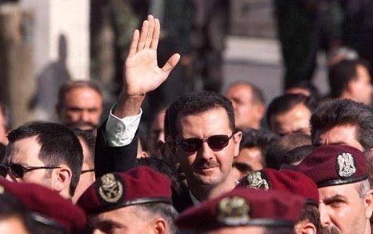 رسائل أمريكية للرئيس السوري