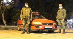 القبض على عصابة تقوم بسلب المواطنين بدمشق