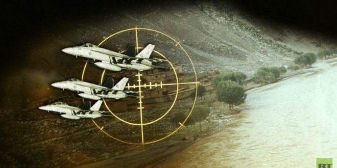 مصادر معارضة: طائرات مجهولة تقصف مقاتلين موالين لإيران