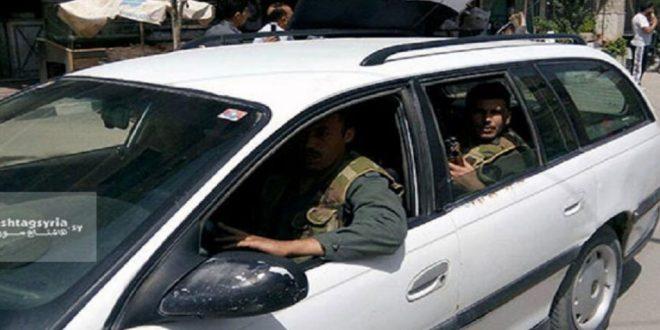 غنيمة كبيرة.. ما الذي ضبطه الأمن السوري قي ريف درعا؟