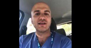 لاجئ سوري يدفع حكومة بريطانيا للتراجع عن قرار مهم بشأن كورونا
